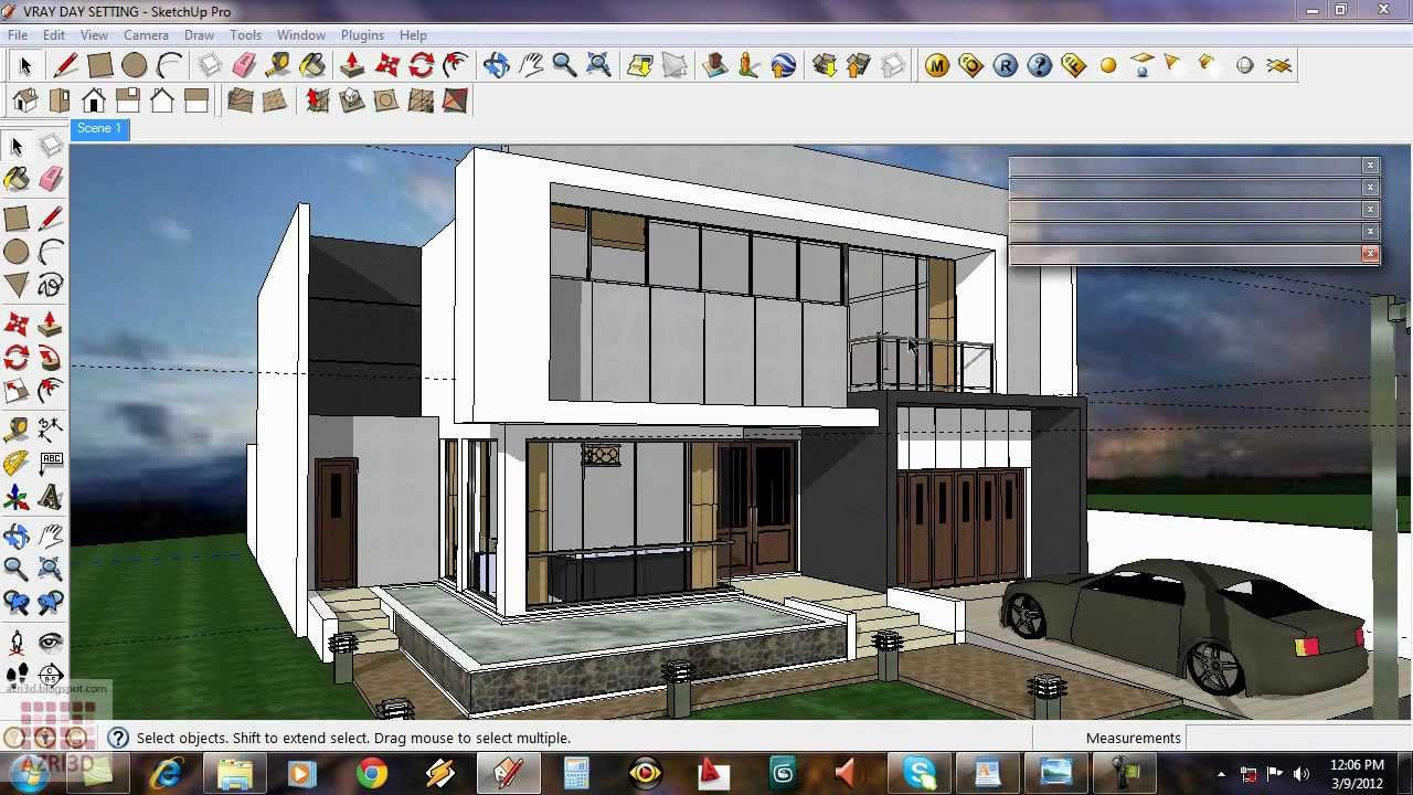 Vray 3 For Sketchup Tutorial Beginner Pdf - midfasr
